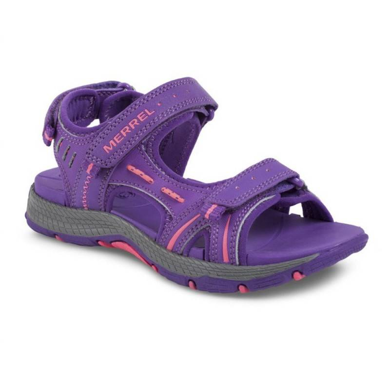 Kids Panther Purple/Coral