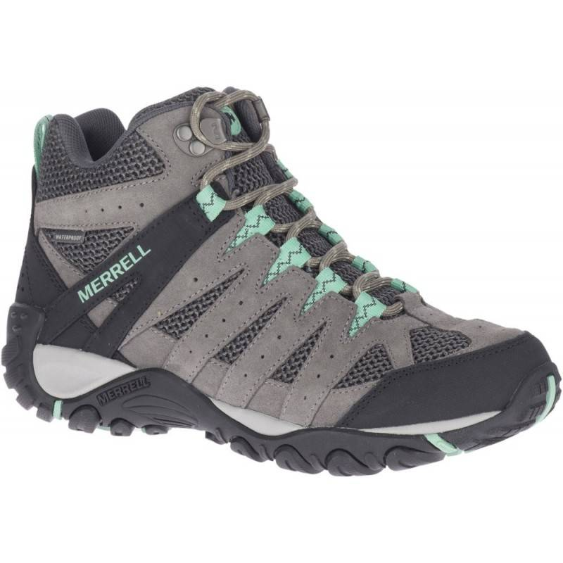 Accentor 2 Vent MID WP Charcoal/Wave