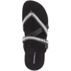 District Mendi Thong Black