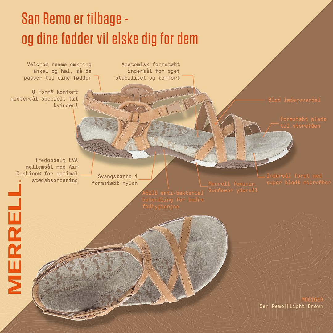 San Remo Light brown